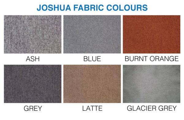 Joshua Fabric Colour Swatch