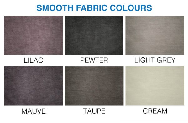 Smooth Colour Fabric Swatch