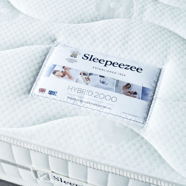 Sleepeezee Hybrid 2000