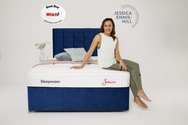 Jessica Mattress Sleepeezee