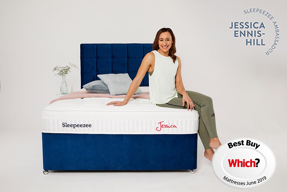 Sleepeezee Jessica Mattress