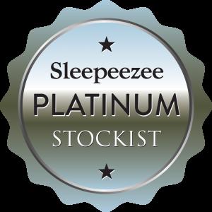 Sleepeezee Platinum Stockist Logo
