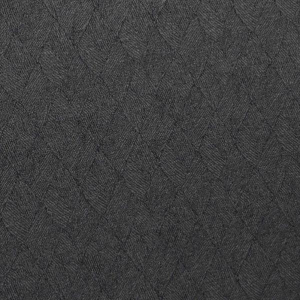 Sweet Dreams Black Fabric Swatch
