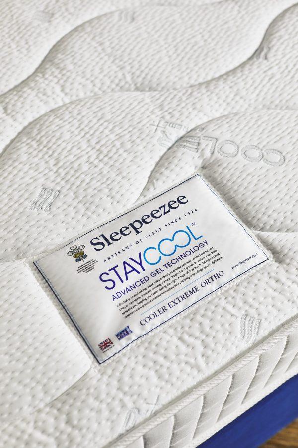 Sleepeezee Stay Cooler Extreme Ortho